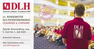 DLH-Patientenkongress 2021-Ankuendigung